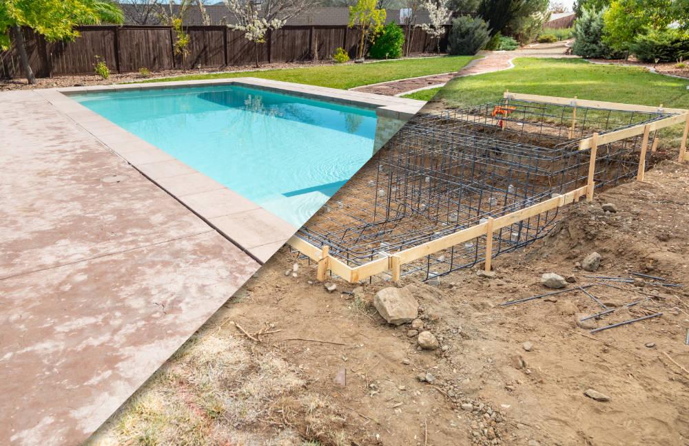 Quelle est la distance légale pour implanter une piscine ?