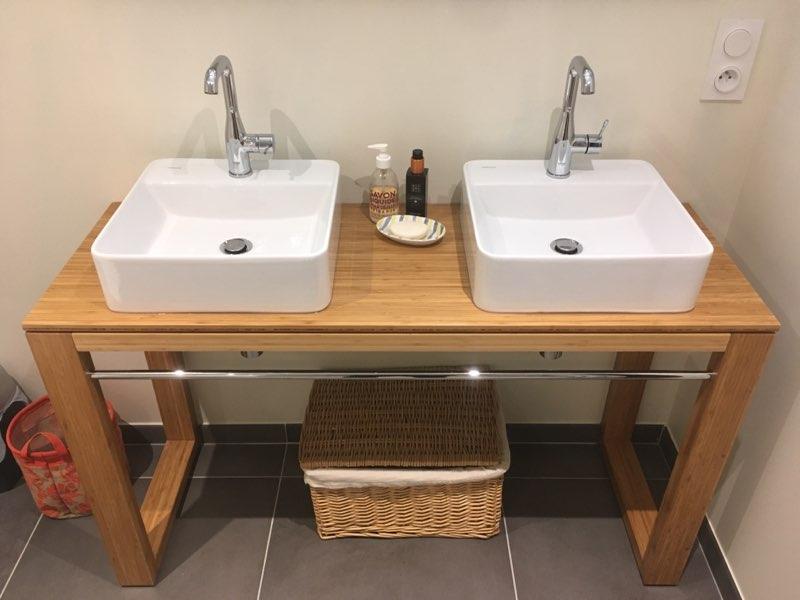 Lavabos de salle de bain neufs