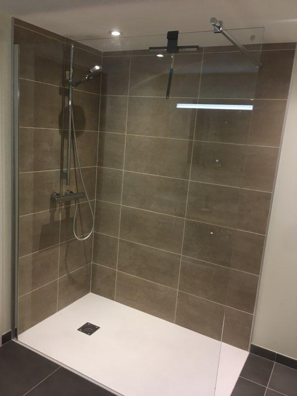 Réfection de salle de douche